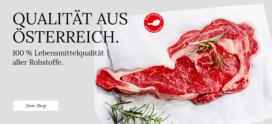 Hundefutter Made in Austria