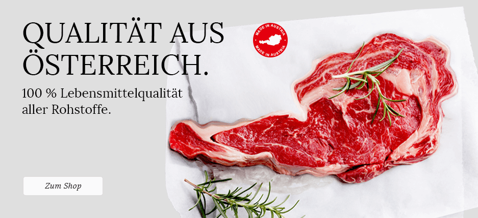 Hundefutter Made in Austria